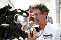 Dr. Frank-Steffen Walliser, Chef Porsche Motorsport