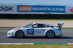 #97 GDL racing, Porsche 991 Cup: Rémi Terrail, Alberto Vescovi, Rory Pentinnen