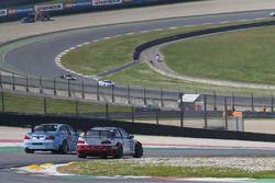 #101 Hofor-Kuepper Racing, BMW E46 M3 Coupe: Martin Kroll, Bernd Küpper, Meisam Taheri, Lars Zander