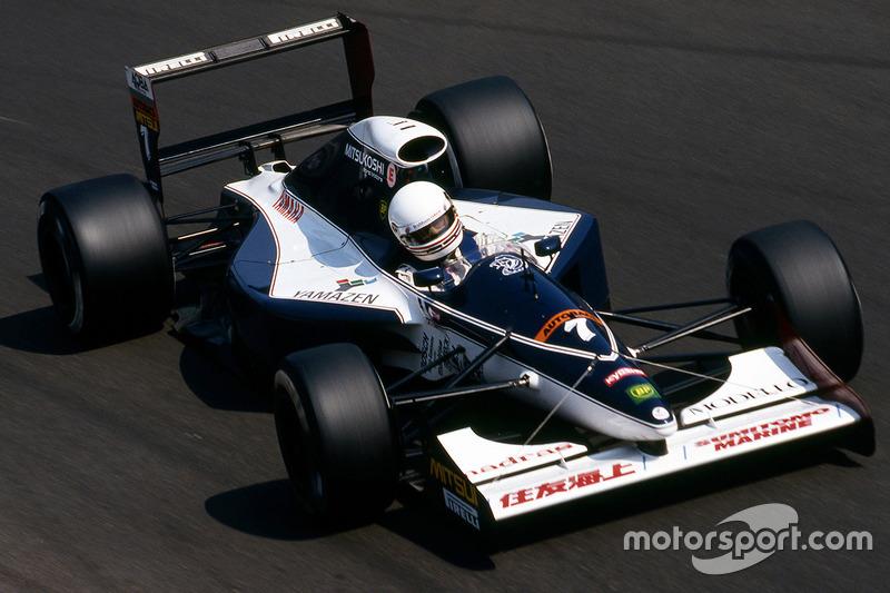 Brabham (1962-1987 plus 1989-1992)