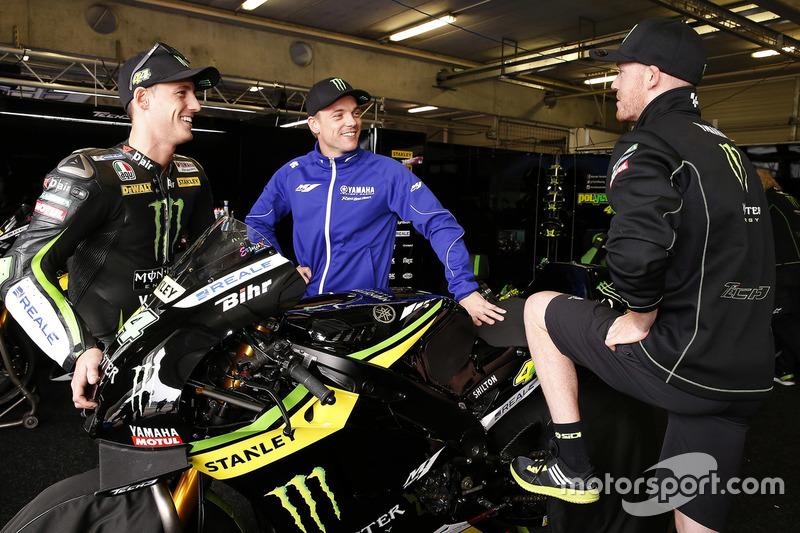 Pol Espargaró e Alex Lowes, Tech 3 Yamaha
