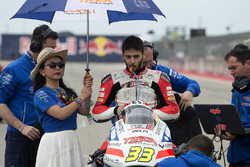Alessandro Tonucci, Tasca Racing Scuderia Moto2, Kalex