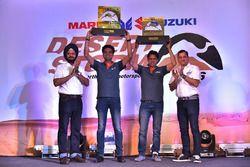 ganadores XTreme Cars Suresh Rana y Ashwin Naik