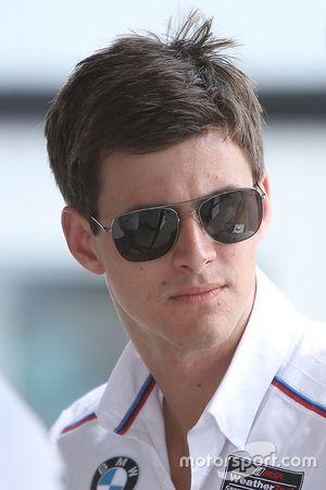 John Edwards, BMW Team RLL BMW
