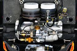 Red Bull Racing RB13: Aufhängung