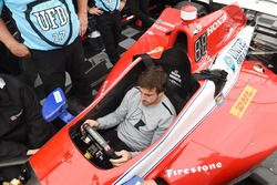 Fernando Alonso im IndyCar von Marco Andretti, Andretti Autosport, Honda