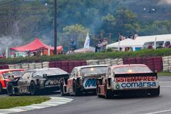 Esteban Gini, Alifraco Sport Chevrolet, Carlos Okulovich, Maquin Parts Racing Torino, Camilo Echevarria, Alifraco Sport Chevrolet