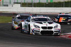 BMW M6 S.GT3 #15: Comandini-Cerqui, BMW Team Italia