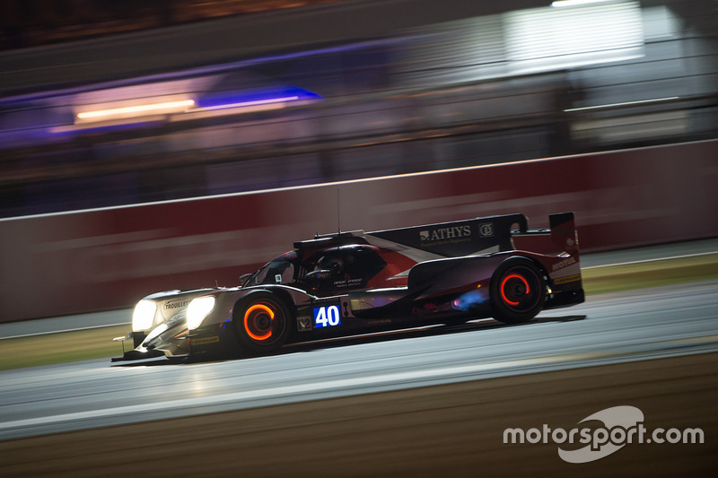 №40 Graff Racing Oreca 07 Gibson: Джеймс Аллен, Фрэнк Мателли, Ричард Бредли