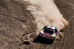 №307 Peugeot Sport Peugeot 3008 DKR: Сириль Депре и Давид Кастера