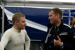 Valtteri Bottas, Team Motopark wavec son ingénieur Frank Funke