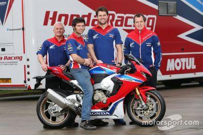 Honda Racing aankondiging