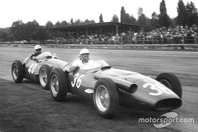 1956 Stirling Moss, Maserati