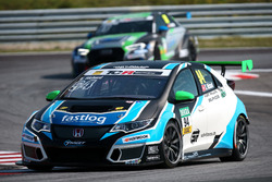 Kris Richard, Target Competition, Honda Civic Type R-TCR