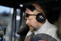 Honda-Ingenieur für Tony Kanaan, Chip Ganassi Racing, Honda