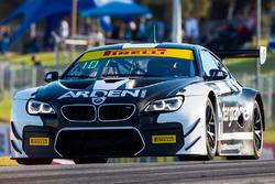 #101 BMW Team SRM BMW M6 GT3: Danny Stutterd