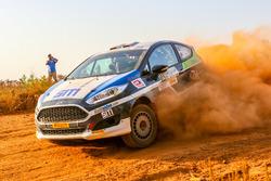 Emre Hasbay, Afşi̇n Baydar, Ford Fiesta R2t 4, Ford Motorsport Turkey