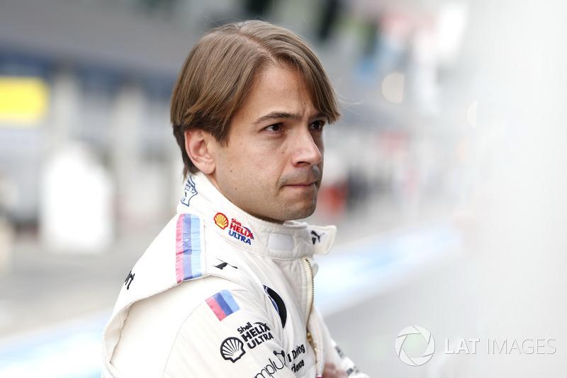 BMW Team Schnitzer - BMW M6 GT3: Augusto Farfus Jr