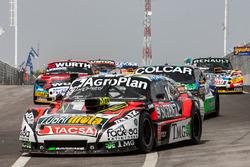 Norberto Fontana, JP Carrera Chevrolet, Gaston Mazzacane, Coiro Dole Racing Chevrolet, Juan Martin T