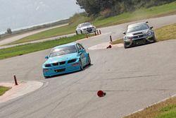 #15 Borusan Otomotiv Motorsport, Ali Türkkan, BMW 320si, #19 Çağlayan Çelik, Seat Leon TCR, Toksport WRT