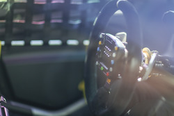 Audi S3 LMS TCR, Lenkrad
