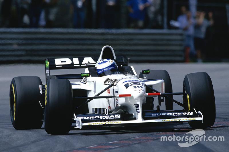 #19: Mika Salo, Tyrrell, 025