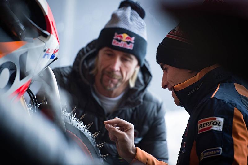 Марк Маркес, Repsol Honda Team та Франц Цорн