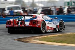 #68 Ford Performance Chip Ganassi Racing, Ford GT: Billy Johnson, Stefan Mücke, Olivier Pla