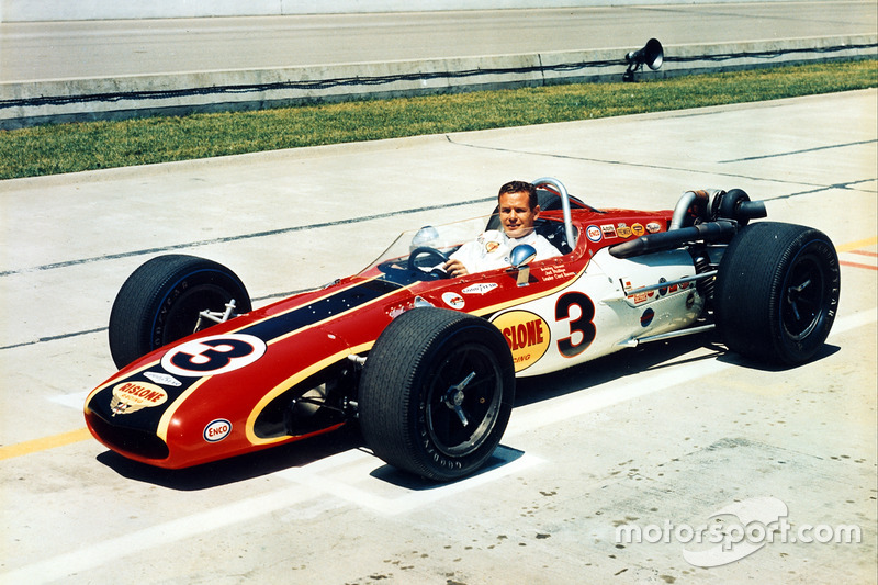 1968 - Bobby Unser