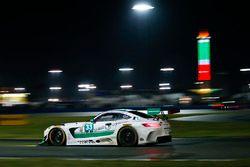 #33 Riley Motorsports, Mercedes AMG GT3: Jeroen Bleekemolen, Ben Keating, Mario Farnbacher, Adam Chr