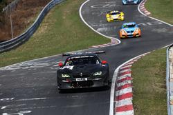 #42 BMW Team Schnitzer, BMW M6 GT3: Tom Blomqvist, Martin Tomczyk, Jesse Krohn, Antonio Felix Da Cos