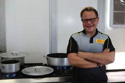 Spyros Theodoridis, chef de Pirelli