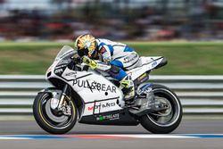 Karel Abraham, Aspar Racing Team, practice start