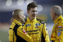 Nicky Catsburg, LADA Sport Rosneft, Lada Vesta; Gabriele Tarquini, LADA Sport Rosneft, Lada Vesta; T