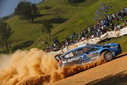 Eric Camilli, Benjamin Veillas, M-Sport, Ford Fiesta WRC