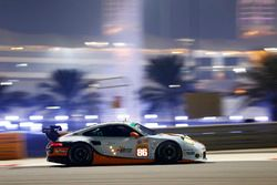 #86 Gulf Racing Porsche 911 RSR: Michael Wainwright, Adam Carroll, Ben Barker