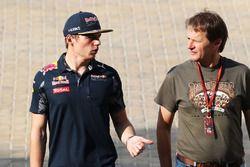Max Verstappen, Red Bull Racing with Michael Schmidt, Journalist