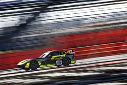#46 Optimum Motorsport Ginetta G55 GT4: Adrian Barwick, Bradley Ellis