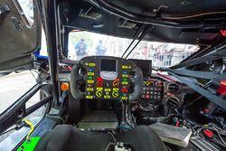 El interior del Ford GT