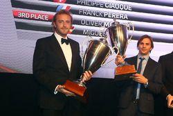2016 Copa Endurance Pro-AM Copa piltos, Alessandro Bonacini, Andrea Rizzoli, campeones