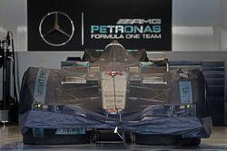 Mercedes AMG F1 W07 Hybrid Льюиса Хэмилтона