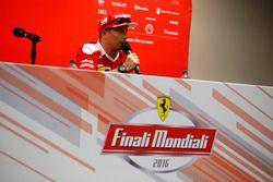 Press Conference: Kimi Raikkonen, Ferrari