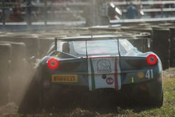 Crash, Frederic Jean Marie Fangio, Motor Service