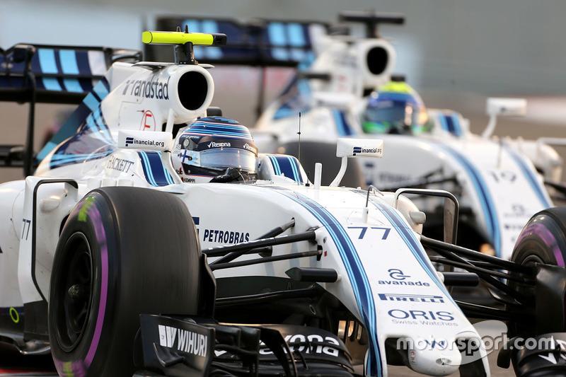 Abandon - Valtteri Bottas (Williams)