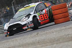 Роберто Брівіо, Давіде Брівіо, Ford Fiesta