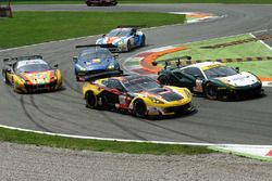 #50 Larbre Competition Chevrolet Corvette C7-Z06: Christian Philippon, Romain Brandela, #55 Spirit o