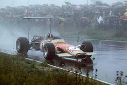 Грэм Хилл, Lotus 49B-Ford