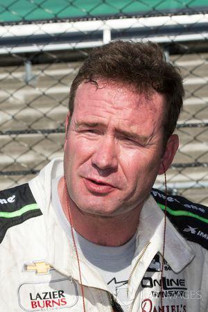 Бадди Лазье, Lazier Racing Partners Chevrolet