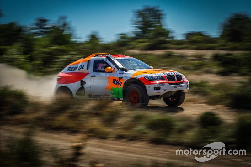 Isidre Esteve, BMW X6