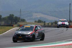 Brambilla-La Marra, Seat Motor Sport Italia, Seat Leon Cupra ST-TCS2.0